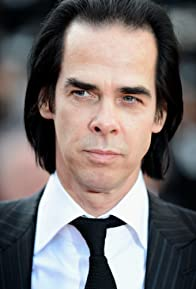 Primary photo for Nick Cave