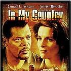 Samuel L. Jackson and Juliette Binoche in Country of My Skull (2004)