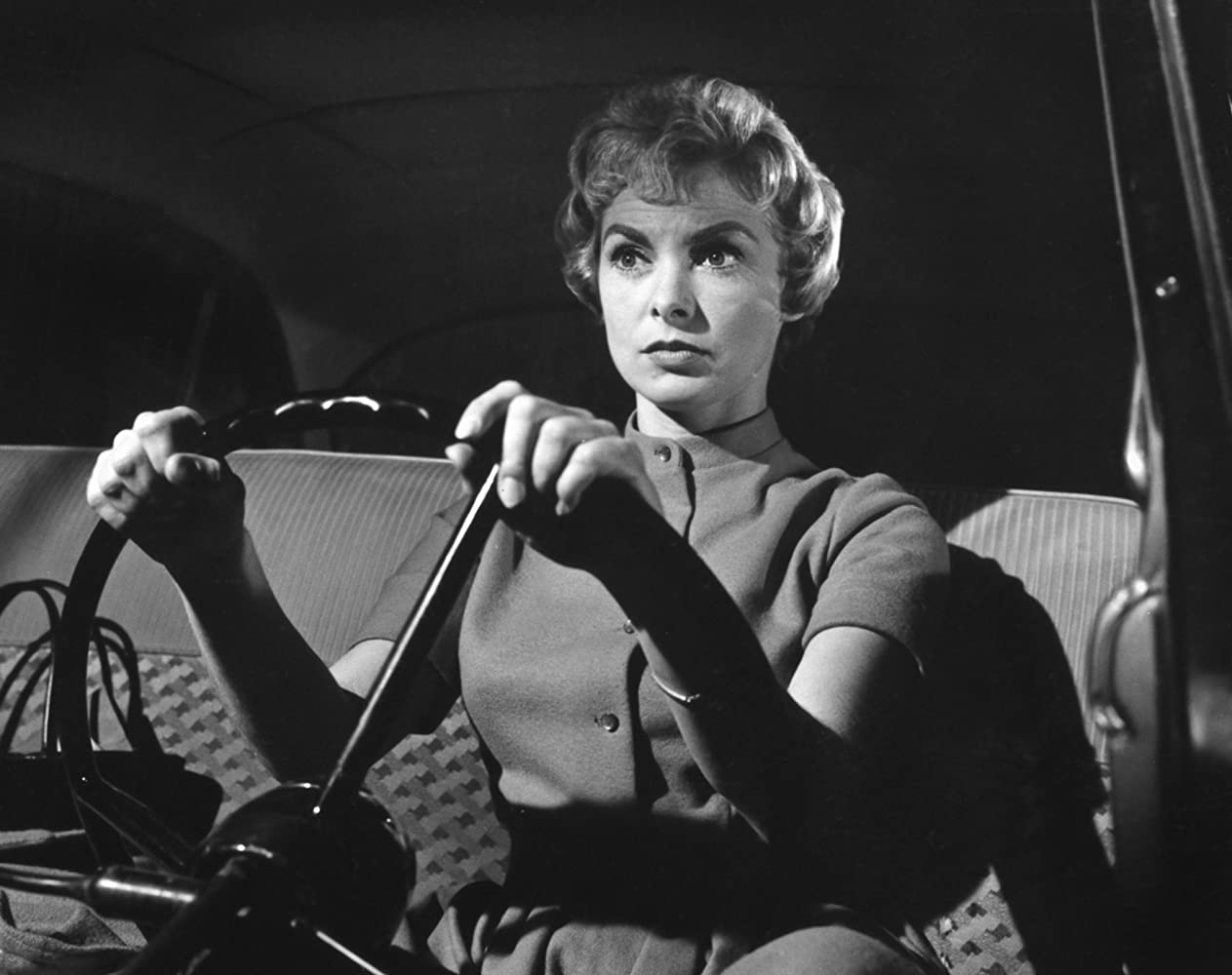 """Psycho"" Janet Leigh 1960 Paramount"