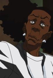 It's a Black President, Huey Freeman Poster