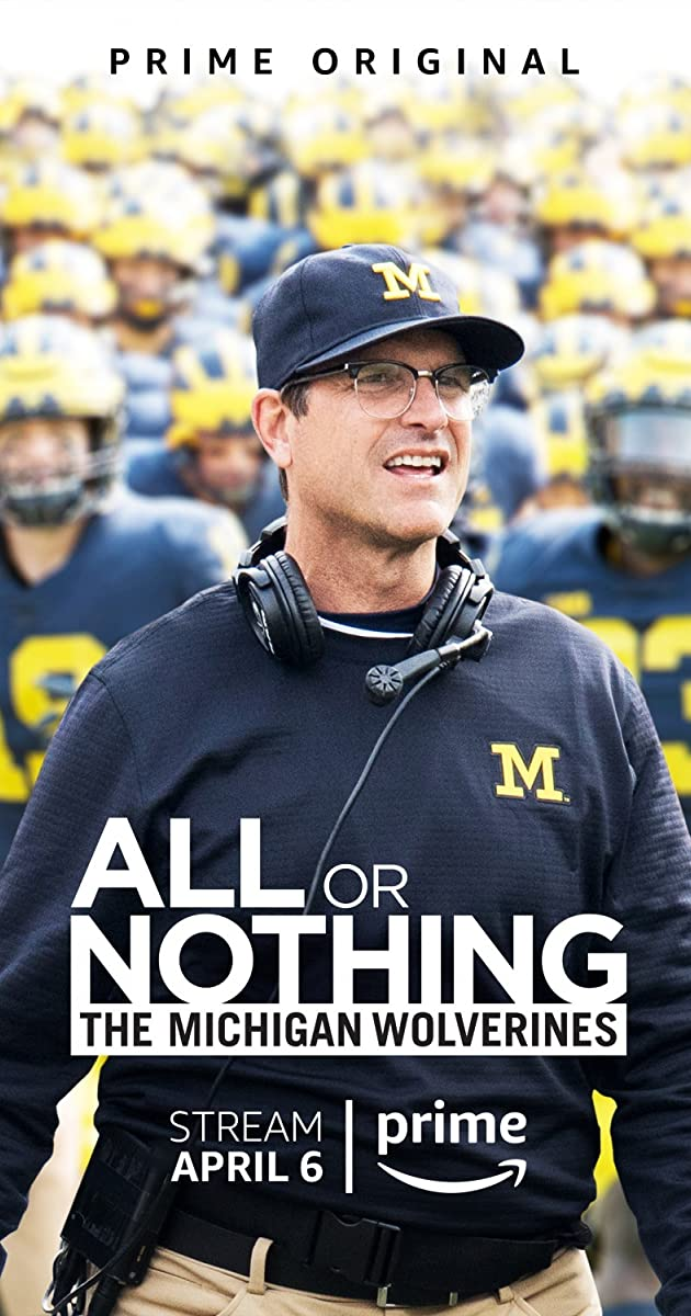 Descargar All or Nothing: The Michigan Wolverines Temporada 1 capitulos completos en español latino