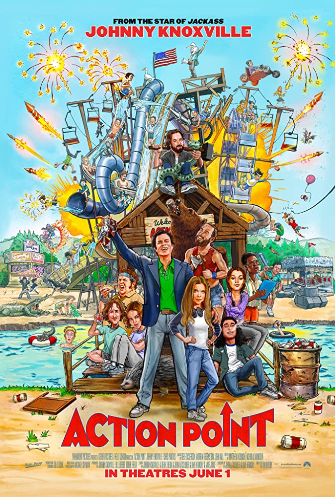 Veiksmo parkas / Action Point (2018) online