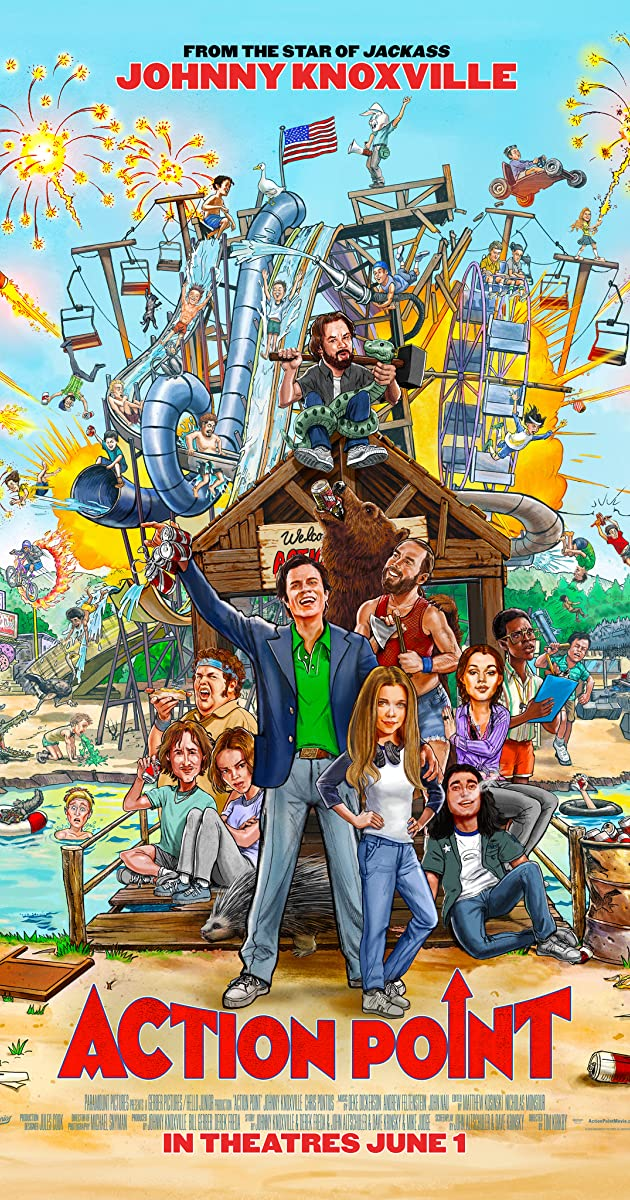 9b48a3a84ec1 Action Point (2018) - IMDb
