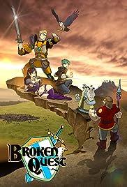 Broken Quest Poster
