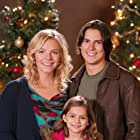 Sean Faris, Eloise Mumford, Josie Gallina, and Lucy Gallina in Christmas with Holly (2012)