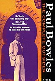 Paul Bowles: The Complete Outsider Poster