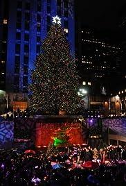 Christmas in Rockefeller Center Poster
