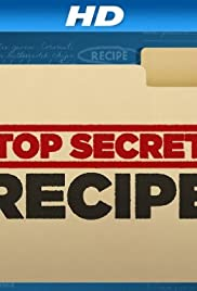 Top Secret Recipe Poster