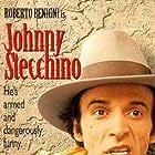 Roberto Benigni and Nicoletta Braschi in Johnny Stecchino (1991)