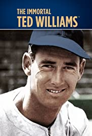 The Immortal: Ted Williams Poster