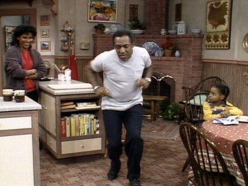 The Cosby Show Jitterbug Break Tv Episode 1985 Imdb