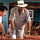 Morgan Freeman, Charlie Sheen, and Owen Wilson in The Big Bounce (2004)