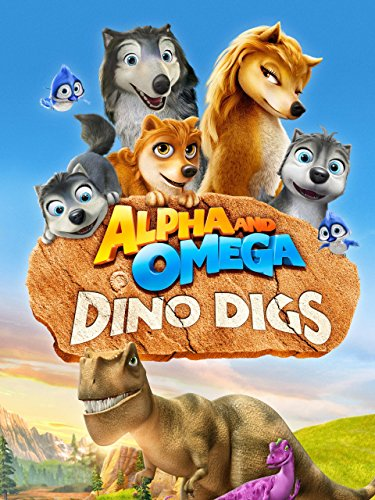 Alpha and Omega Dino Digs(Video 2016)