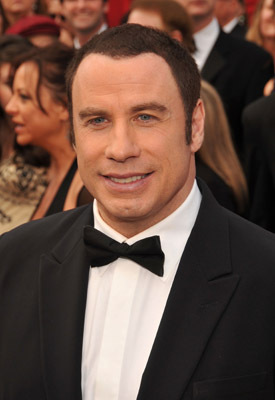 John Travolta at an event for The 80th Annual Academy Awards (2008)