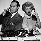 """Lucille Ball and Bob Hope in """"Sorrowful Jones"""" 1949 Paramount"""