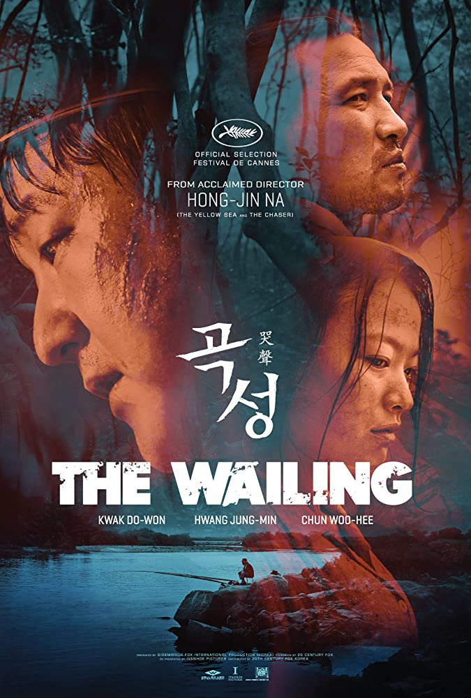 The Wailing (2016) Hindi ORG Dual Audio 650MB BluRay 720p HEVC x265 ESubs Download