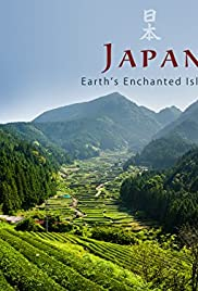 Japan: Earth's Enchanted Islands Poster