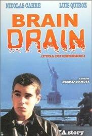 The Brain Drain Poster