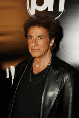 Al Pacino at an event for 88 Minutes (2007)