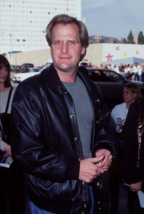 Jeff Daniels at an event for 101 Dalmatians (1996)