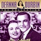 Gene Kelly and Deanna Durbin in Christmas Holiday (1944)