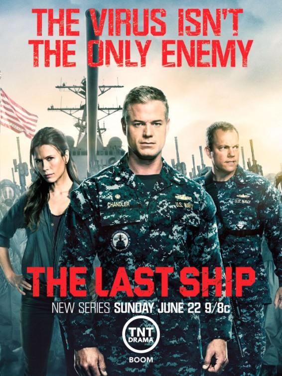 The Last Ship S3 (2016) Subtitle Indonesia