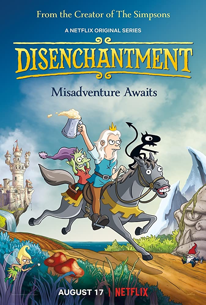 Disenchantment Tv Series