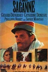 Catherine Deneuve, Gérard Depardieu, Sophie Marceau, and Philippe Noiret in Fort Saganne (1984)