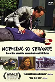 Nothing So Strange Poster