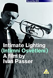Intimate Lighting Poster