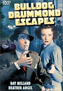 Freemovies to watch online Bulldog Drummond Escapes [360x640]