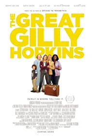Glenn Close, Kathy Bates, Octavia Spencer, Sophie Nélisse, and Zachary Hernandez in The Great Gilly Hopkins (2015)