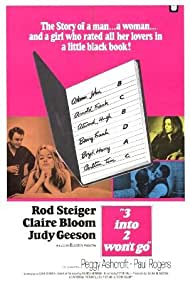 Three Into Two Won't Go (1969) Poster - Movie Forum, Cast, Reviews