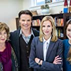 Gourmet Detective with Brooke Burns, Dylan Neal, Christine Willes.