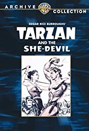 Tarzan and the She-Devil (1953) Poster - Movie Forum, Cast, Reviews