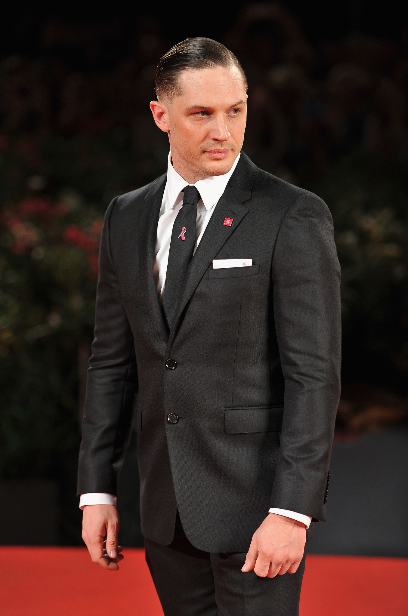 Tom Hardy at an event for Locke (2013)