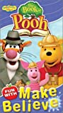 The Book of Pooh (2001) Poster