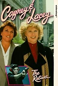 Primary photo for Cagney & Lacey: The Return