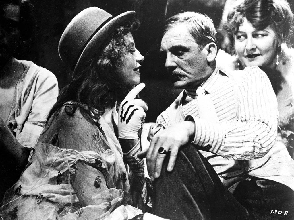 Rudolf Forster in Die 3 Groschen-Oper (1931)