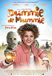 Dummie the Mummy and the Golden Scarabee Poster