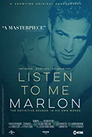 Listen to Me Marlon (2015) Poster - Movie Forum, Cast, Reviews