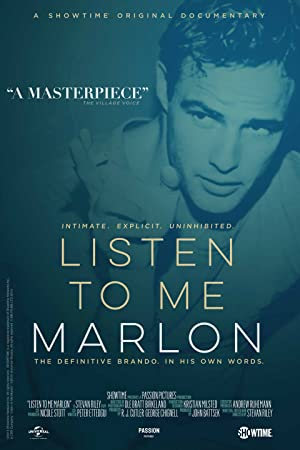 Movie Listen to Me Marlon (2015)
