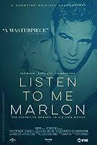 Listen to Me Marlon (2015) Poster