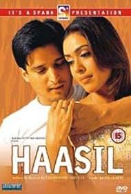 Jimmy Sheirgill and Hrishitaa Bhatt in Haasil (2003)