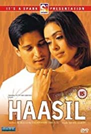 Haasil (2003) Poster - Movie Forum, Cast, Reviews