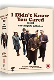 I Didn't Know You Cared Poster