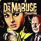 Gert Fröbe, Daliah Lavi, and Peter van Eyck in Im Stahlnetz des Dr. Mabuse (1961)