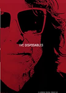 Hollywood action movies downloads The Disposables by none [480x800]