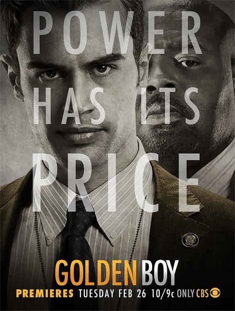 دانلود زیرنویس فارسی سریال Golden Boy