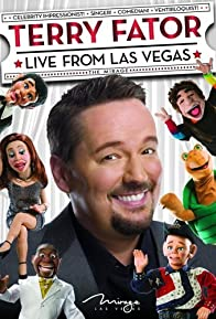 Primary photo for Terry Fator: Live from Las Vegas